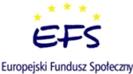 Przejdź do strony Europejski Fundusz Społeczny