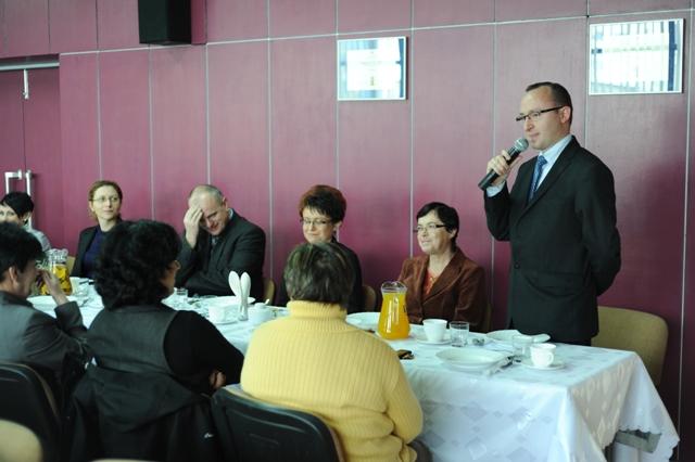 Więcej o: Spotkanie promocyjne podsumowujące projekt Czas na aktywność w gminie Brzozów 2012